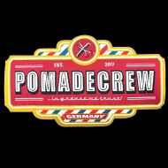 Pomade Crew Germany Patch rot