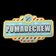 Pomade Crew Germany Patch mint