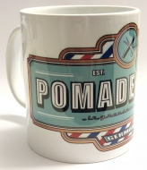 Pomade Crew Germany Tasse mint
